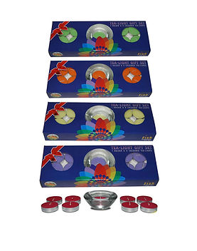 Fish Candles Tea Light Candles Tea Light Gift Set Mumbai Pune Goa Maharashtra Best Quality Good Superior Decorative Fancy Gifting