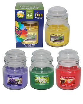 Aroma Candles Aroma Jar Scented Candles
