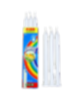 Fish Candles Household Emergency Candles 8.4-06-ST Plain Long Candles with wax stand Mumbai Pune Goa Maharashtra Best Quality Good Superior Decorative Fancy Gifting