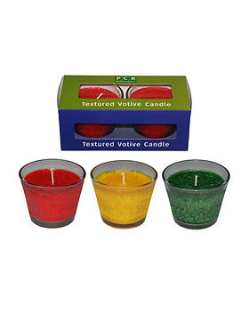Fish Candles Glass Container Candles Textured Glass Votive Coloured wax in Glass Container Mumbai Pune Goa Maharashtra Best Quality Good Superior Decorative Fancy Gifting