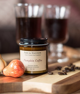 Pumpkin Coffee Soy Candle