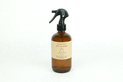 Moss & Amber Room Spray