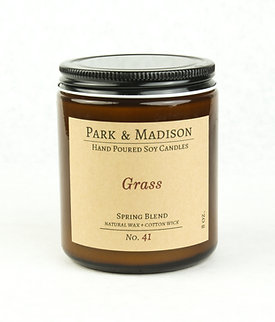 Grass Soy Candle