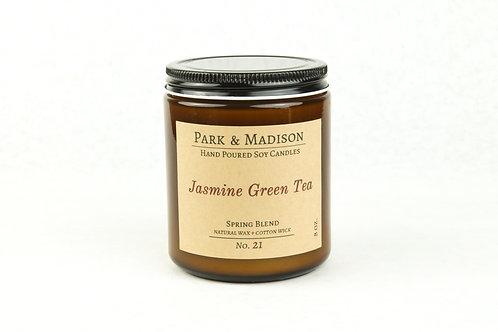 Jasmine Green Tea Soy Candle