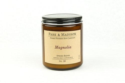 Magnolia Soy Candle
