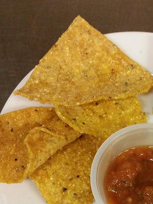 Totopos (Corn Tortilla Chips)