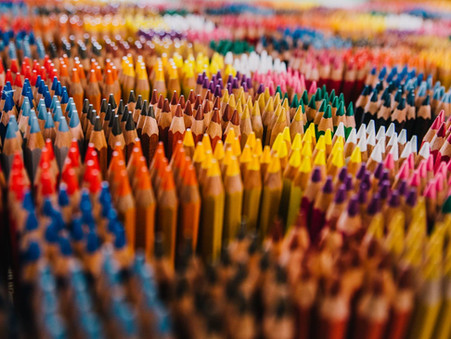 Colored Pencils - The Basics!