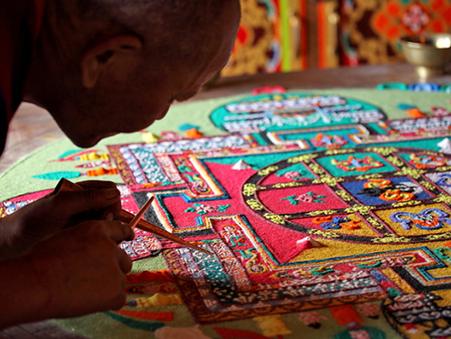 Healing with Mandalas