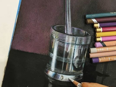 Key Components of a Successful Colored Pencil Composition