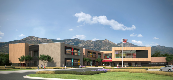 West Bountiful Elementary School Rebuild