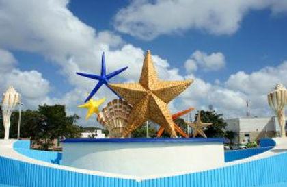 Cancún Centro zona de mayor popularidad turística.