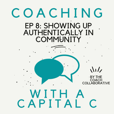Showing up Authentically in Community