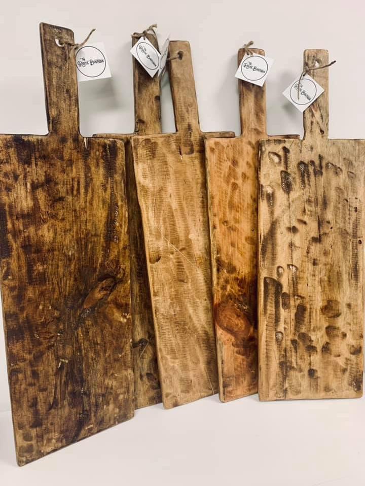 Rustic Cutting Board