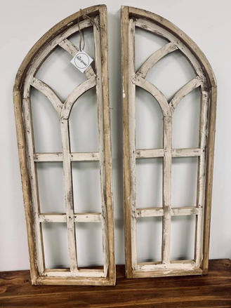 Ivory Arch Set (2)