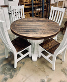 Round 48 inch Wood Table