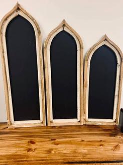 Chalk Windows- Set
