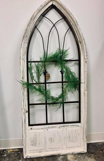 White Cathedral Window