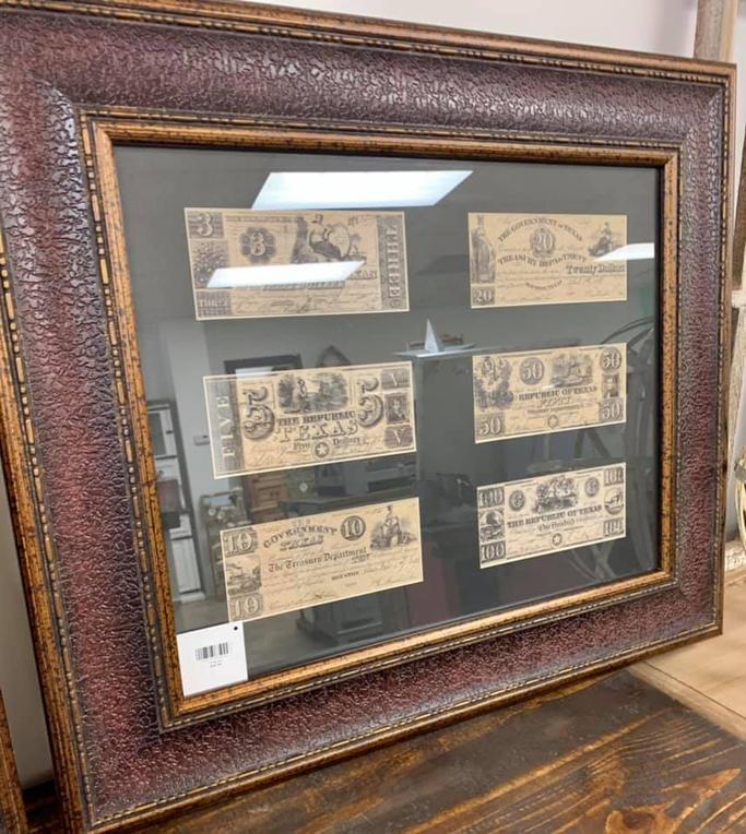 Framed Money