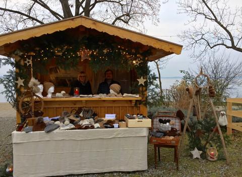Christkindlmarkt in Chieming am Chiemseeufer