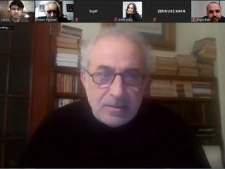UKDA'da Makedonya Türklüğü hakkında konferans (17.02.2021)