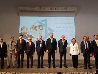 Ankara'da Uluslararası Prof. Dr. A.Halûk Dursun Türk Kültürü Sempozyumu Düzenlendi