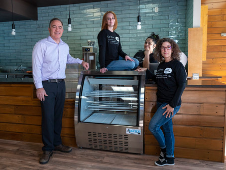 Dallas Coffee Shop Gives Hope to Formerly Incarcerated Mothers