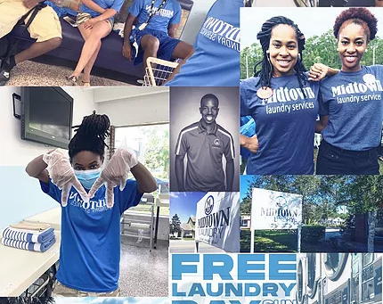Second Chance Hiring Highlight: Midtown Laundry in Holly Hill, Florida