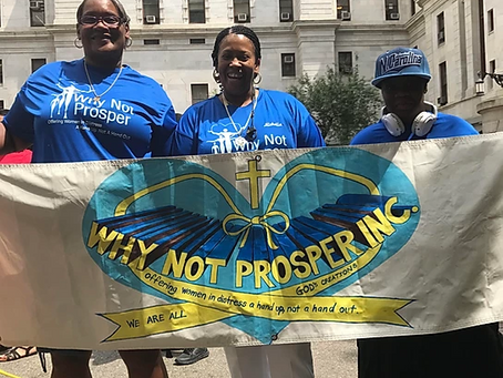 Non-Profit Supporting Formerly Incarcerated Women Receives Grant from Philadelphia Eagles