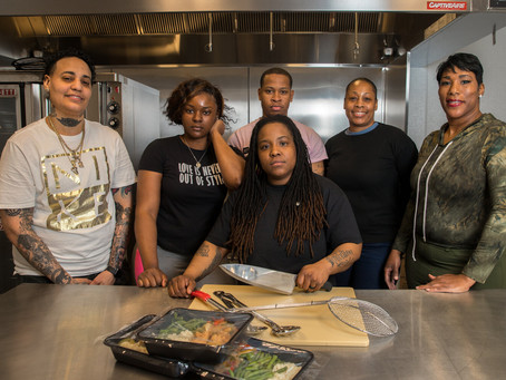 Formerly Incarcerated Women Create a Co-Op Solution to Emergency Food Needs Caused by Pandemic