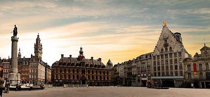 voiture tonneau à Lille