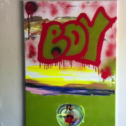 Boy in Blood