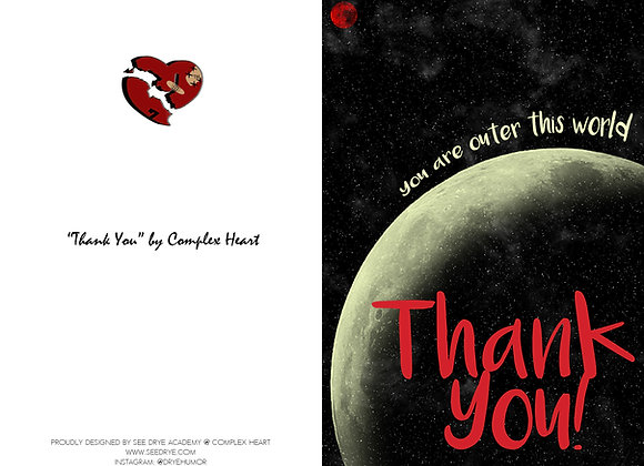 """""""Thank You by Complex Heart"""""""