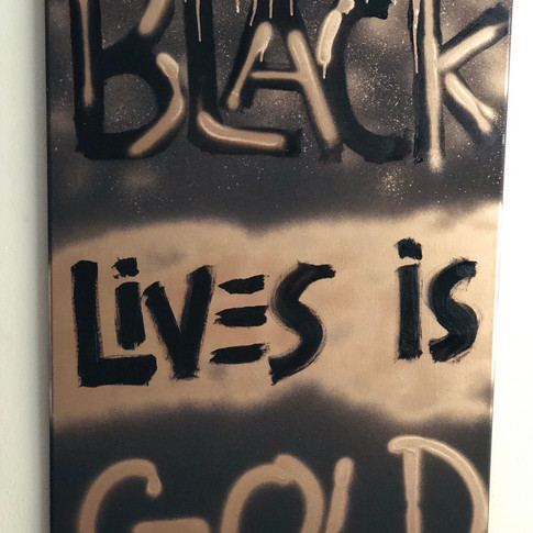 Black Lives is Gold