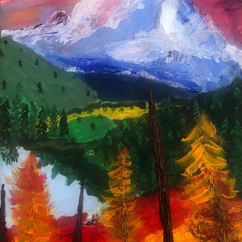 Mount Rainier Saved My Life #1