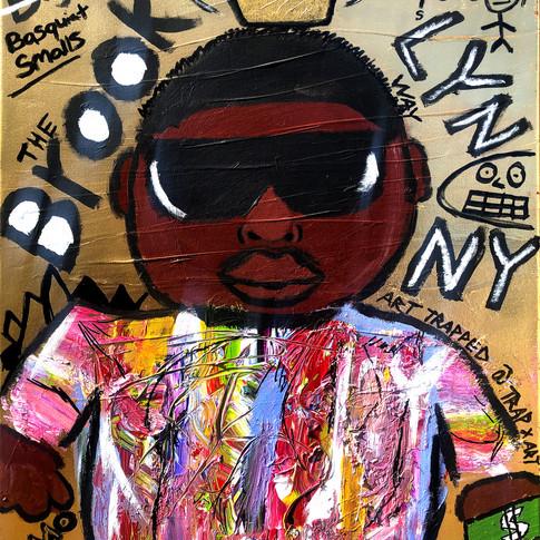 Basquiat Smalls
