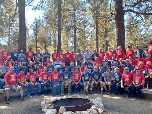 Camp AREV Men's Retreat