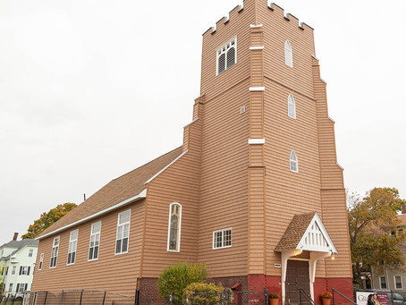AMAA commemorates its founding at Armenian Church of the Martyrs, Worcester, MA