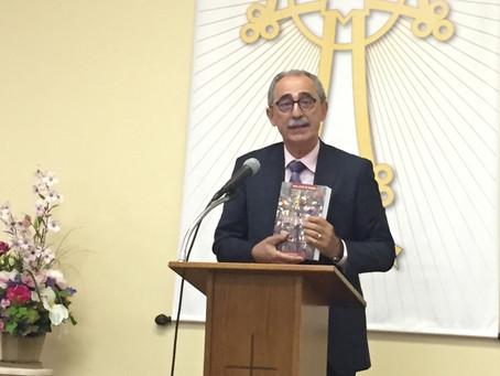 Նոր Գիրքեր - «Սփիւռքահայ Կեանքեր Ինչպէս որ Տեսայ» Հեղինակ Դոկտ. Հրայր Ճէպէճեան
