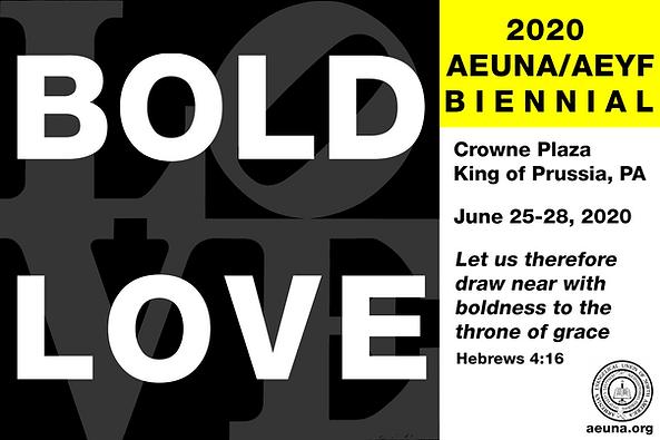 AEUNA BIENNIAL 2020 save the date color.