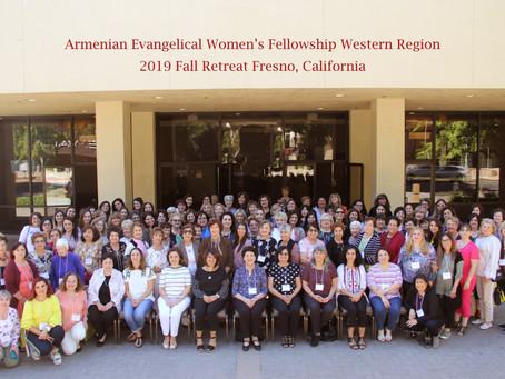 AEWF Western Region celebrates 30th Year at Fresno convention