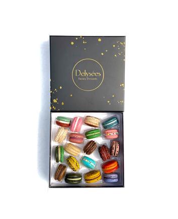 Box Of 20 Macarons