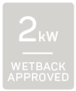 2kW wetback approved
