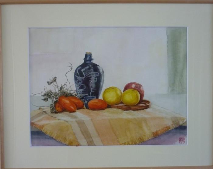 焼酎と果実