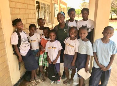 Building Education in Zambia