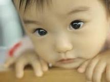 赤ちゃんパワー