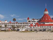 南カリフォルニア・ホテル・デル・コロナド