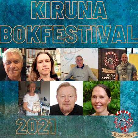 KIRUNA BOKFESTIVAL 2021