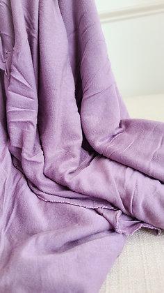 Lavender Jersey knit