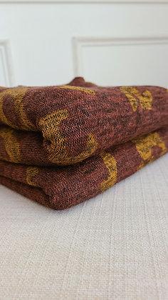 Leopard Print Stretch Knit Fabric