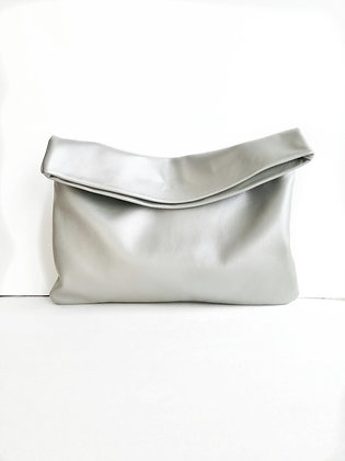 Star Leather Foldover